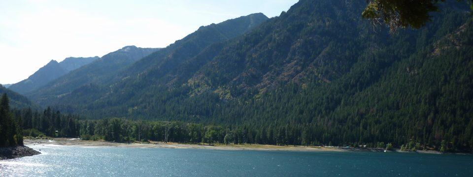 Lake Wallowa State Park, Joseph, Oregon