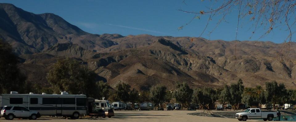 Lake Cahuilla Recreation Area, CA