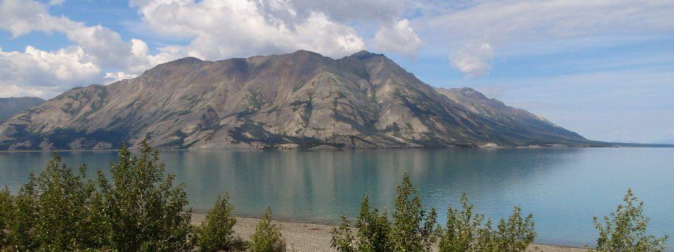 British Columbia to Yukon, Canada