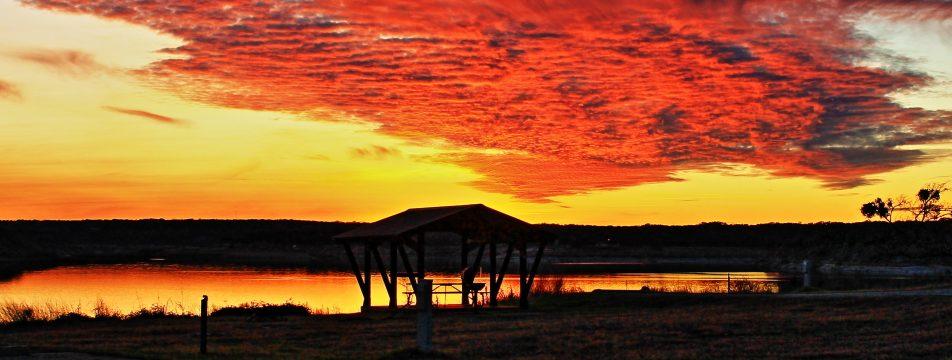 Jim Hogs COE Campground, Texas