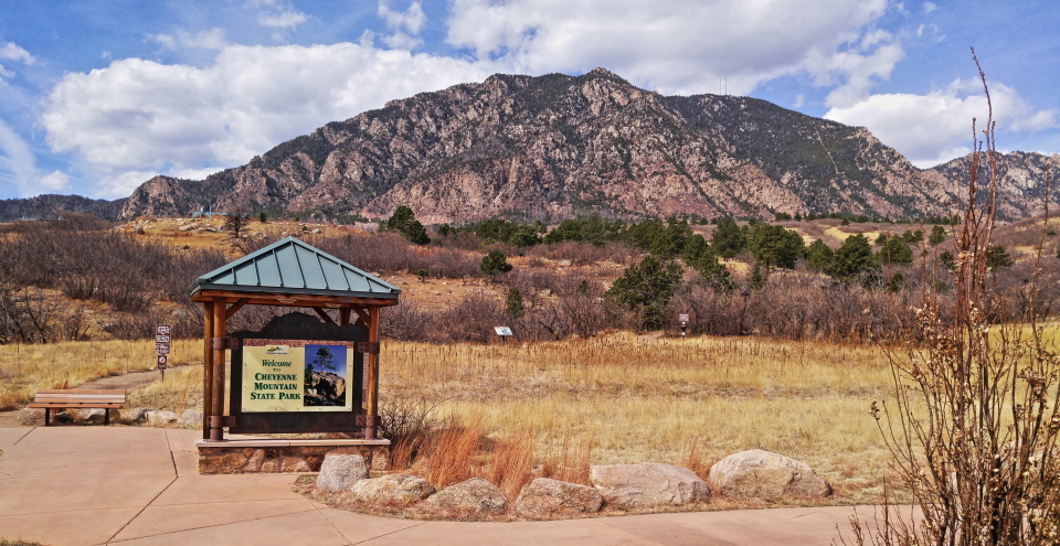 Cheyenne Mountain State Park, CO