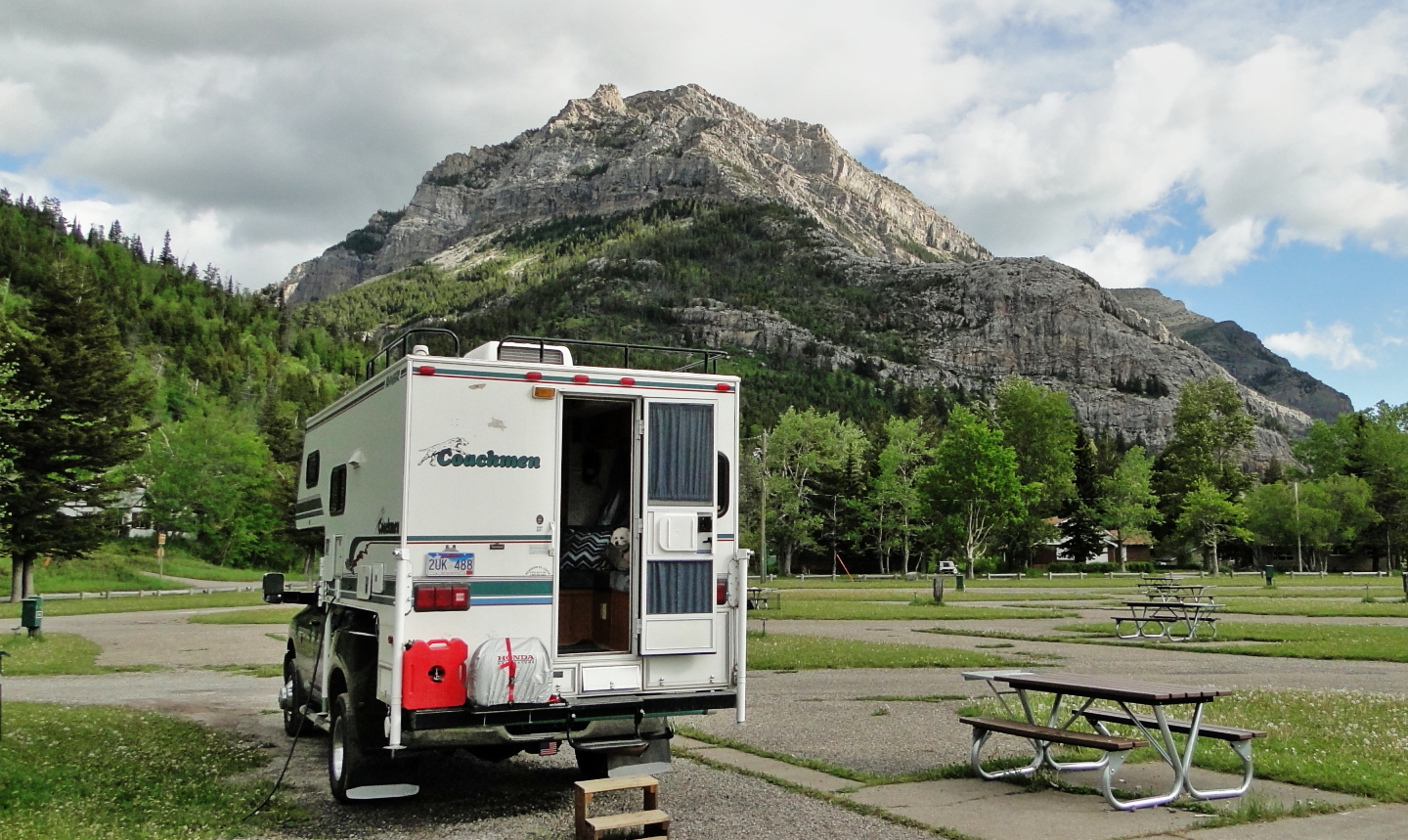 Waterton Lakes NP (Townsite) AB Canada