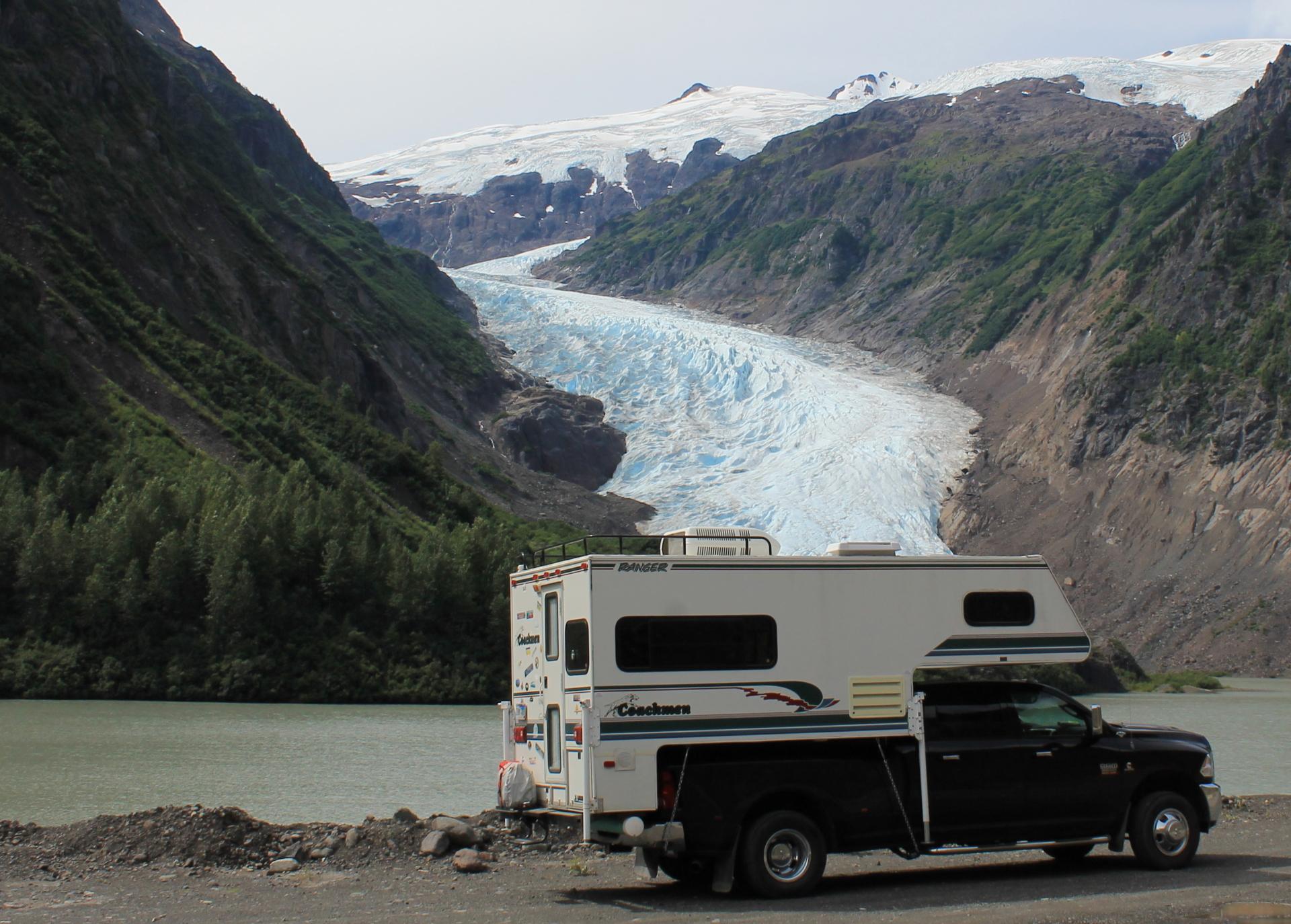 Valdaz, Alaska