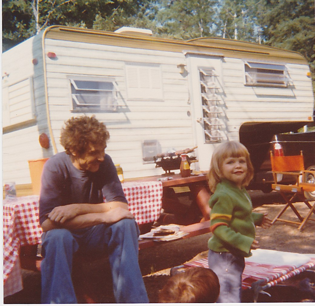Our 1st 5th wheel, 1973 Play- Mor